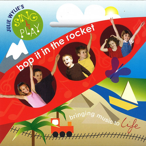 Bop it in the Rocket