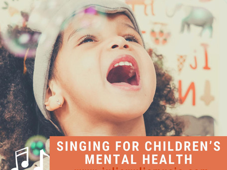 How Singing Helps Children's Mental Health | Musical Play