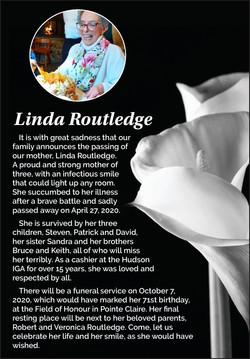 Linda Routledge