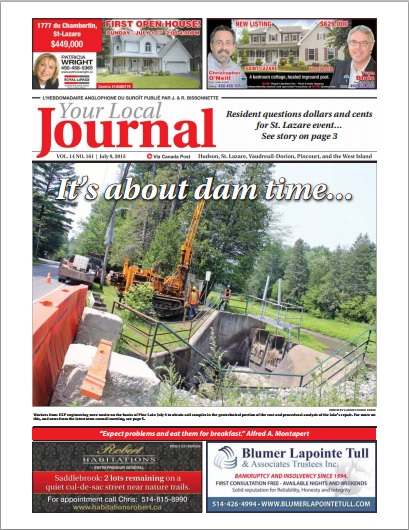 July 9 - Your Local Journal