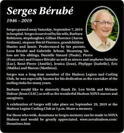 Serges Bérubé