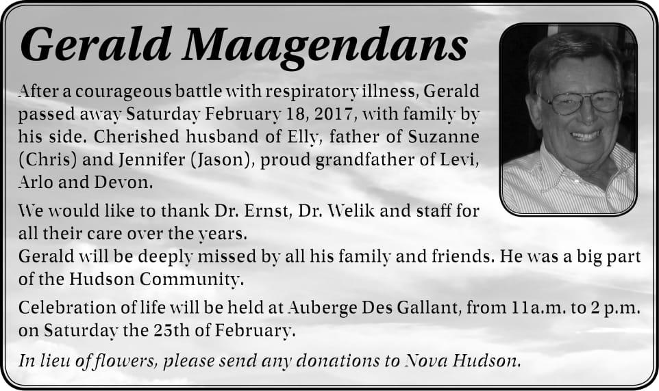 Gerald Maagendans