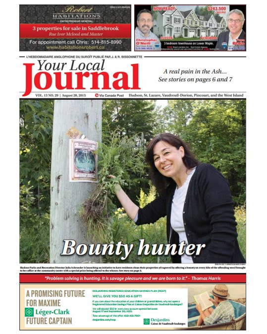 August 20 - Your Local Journal