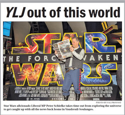 YLJ out of this world