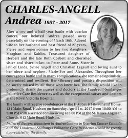Andrea Charles-Angell