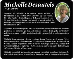 Michelle Desautels