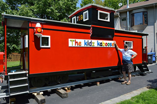 St. Lazare resident rolls out 'The kidz kaboose'