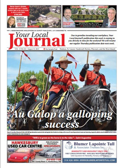August 13 - Your Local Journal