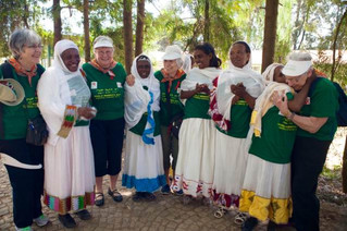 Maritime Grannies bring their Ethiopian experience to Hudson