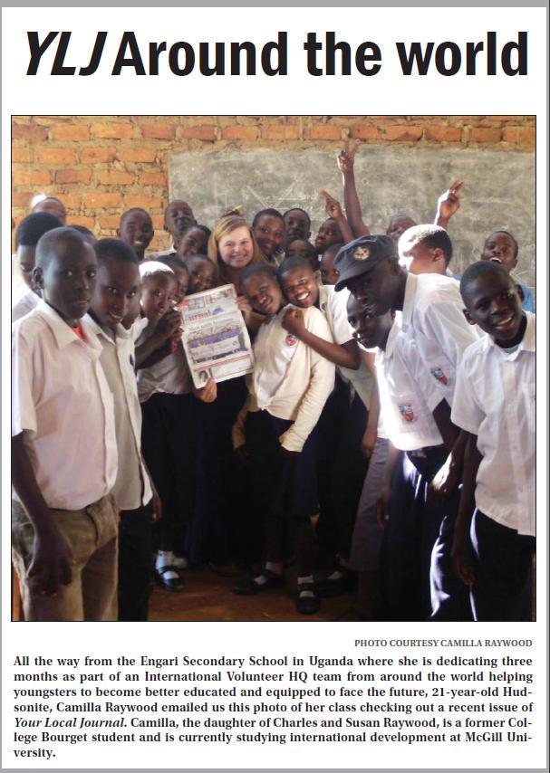 Engari, Uganda