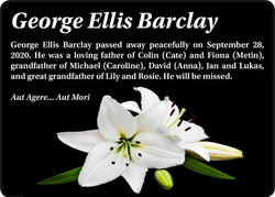 George Ellis Barclay