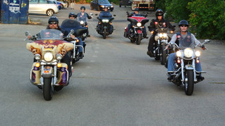 Montreal bikers breaking the chains of child abuse