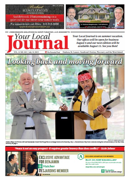 July 16 - Your Local Journal