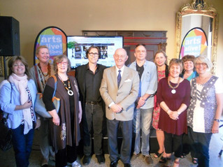 Hudson kicks off 150th anniversary with Arts Alive! Quebec