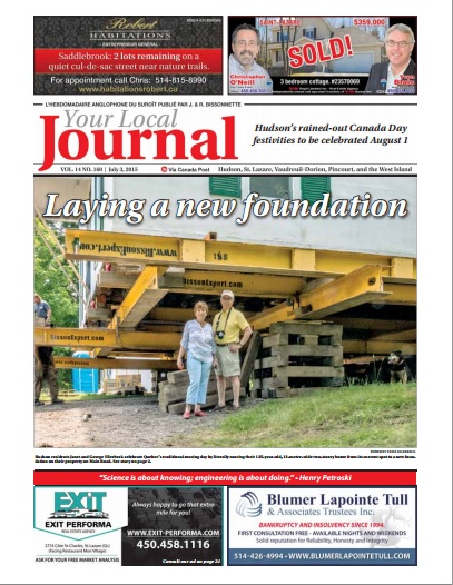 July 3 - Your Local Journal