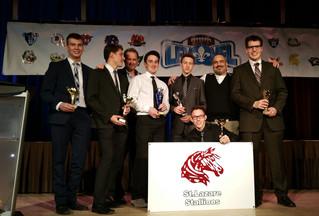 Midget Stallions shine at provincial awards ceremony