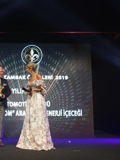 Expert Atom - 2019 Yılın En İyi Otomotiv Ürün ÖdülüAltın Zambak