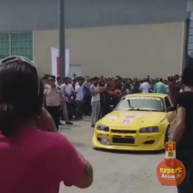 Expert Atom - Adana Drift Show