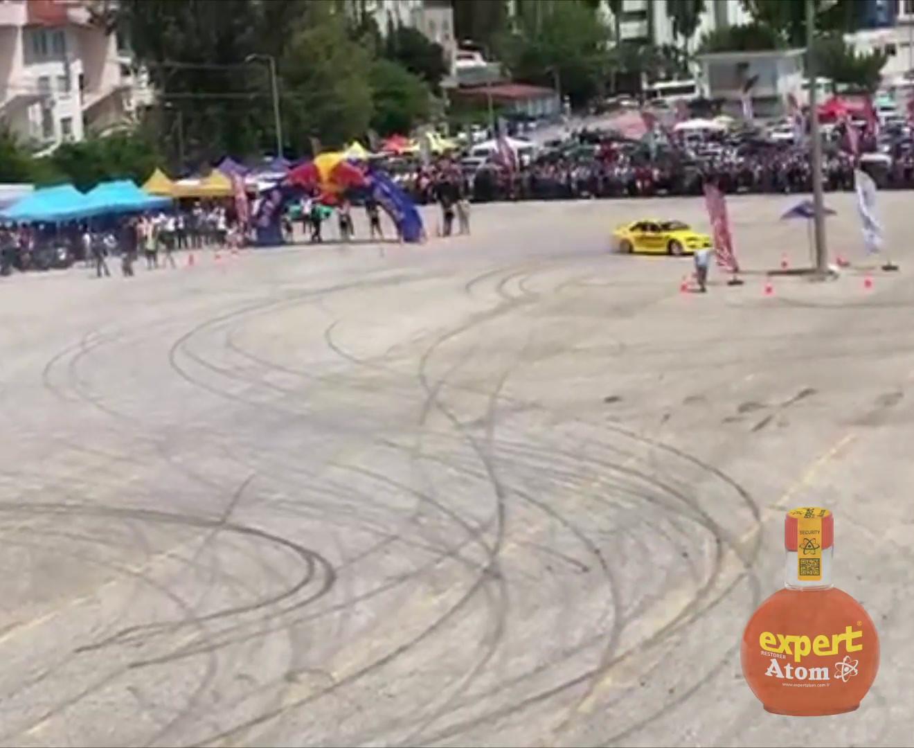 Expert Atom - Antalya 5. Kemer Otomobil Festivali Ana Sponsoru