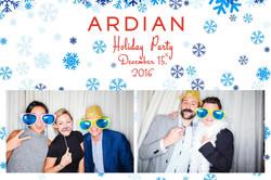 K 2-POSES Post card 4x6-INSTABOX-2016 ARDIAN