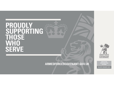 Exsel Group signs the Armed Forces Covenant