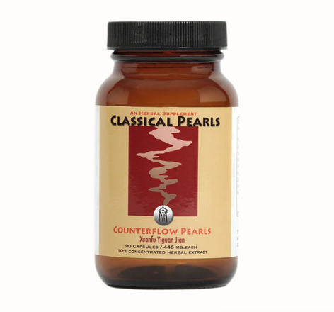 Counterflow Pearls - 90 capsules / 500 mg each