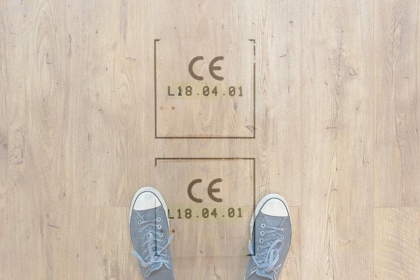 Neurostabilisatoren - Regulerer vægtfordeling på foden