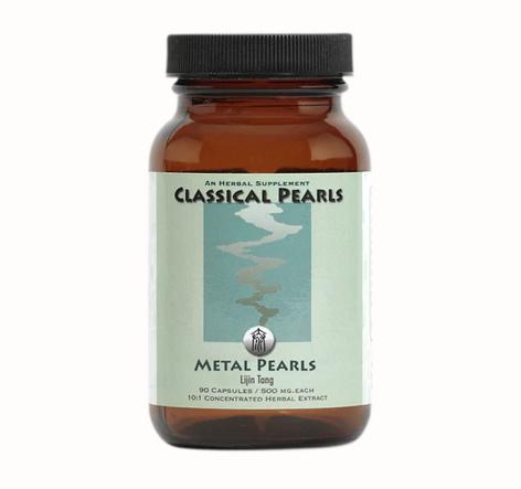 Metal Pearls - 90 capsules / 500 mg each
