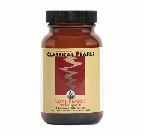 Love Pearls - 90 capsules / 500 mg each