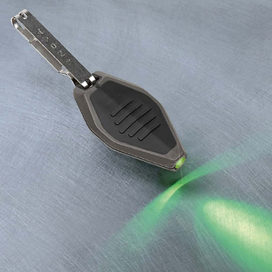 LED - GRØN mini lygte til behandling på øret