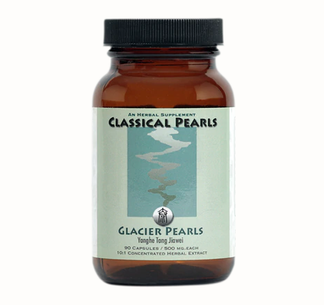 Glacier Pearls - 90 capsules / 500 mg each