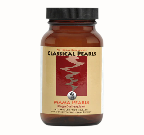 Mama Pearls - 90 capsules / 500 mg each