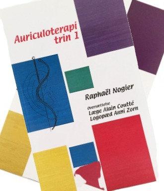 Sæt af 3 bøger - Auriculomedicin