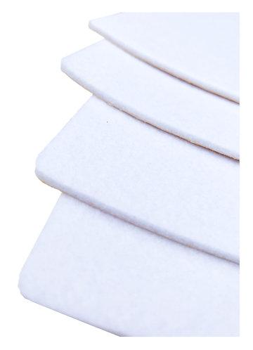 Felt pads (set of 4)