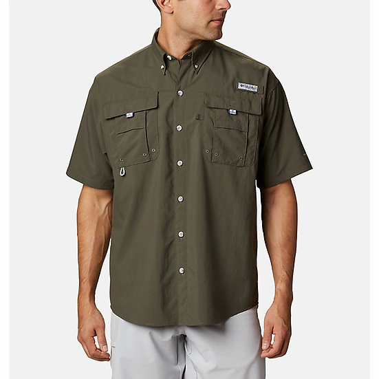 PFG Bahama II Short Sleeve Shirt