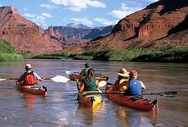 Kayak Bundle in Moab, Utah