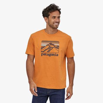 Line Logo Ridge Roc Pilot Cotton Cotton T-Shirt