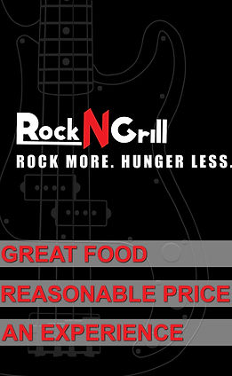Rock N Grill Great Food