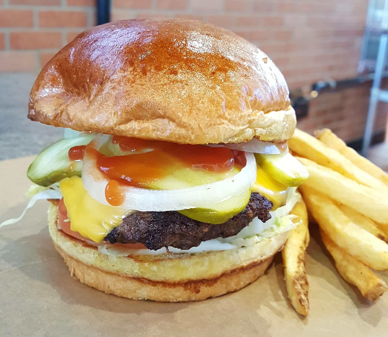 Rock N Cheeseburger