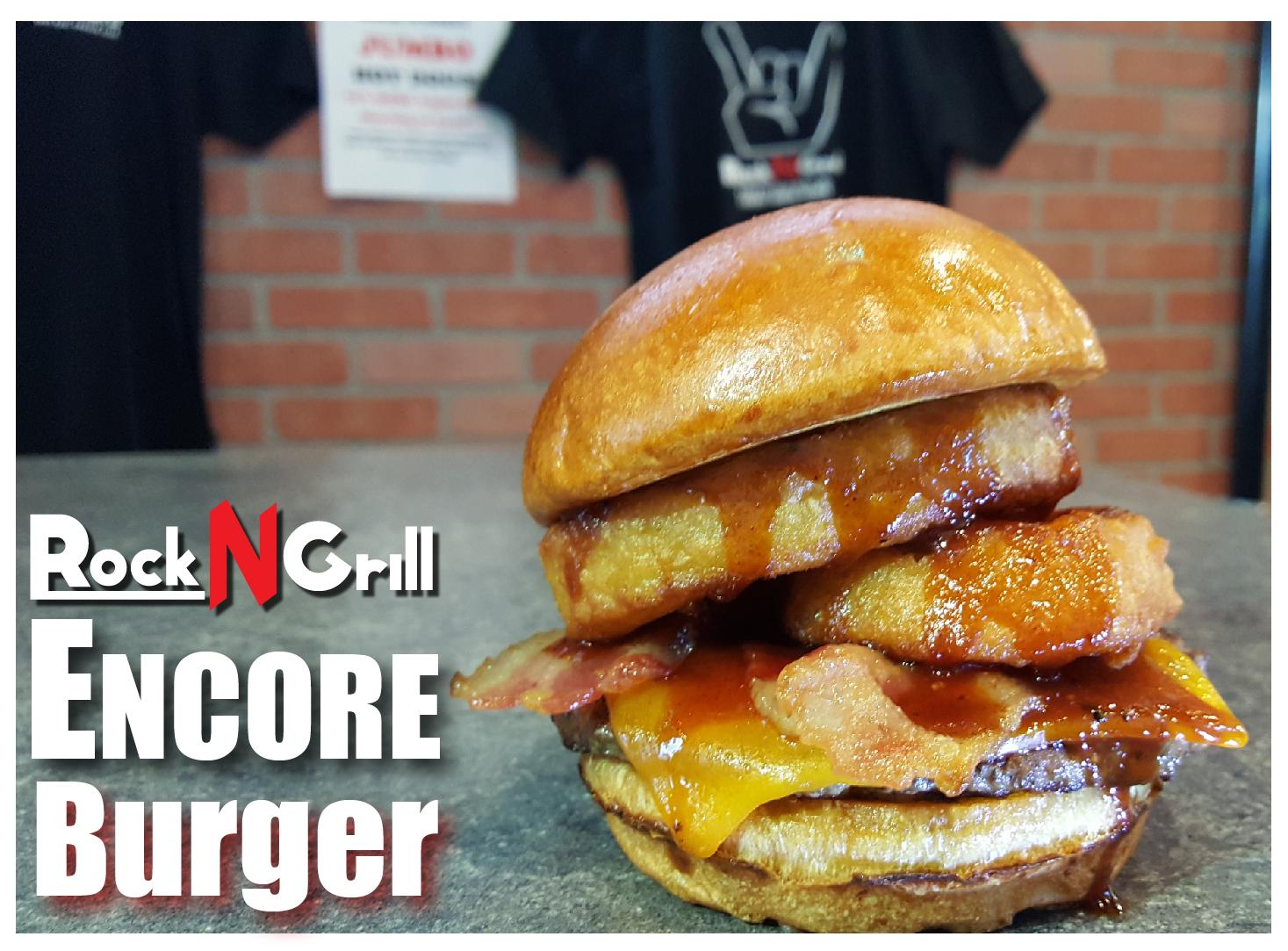 Encore Burger