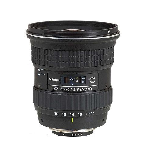 Tokina 11-16mm f2.8 IF DX