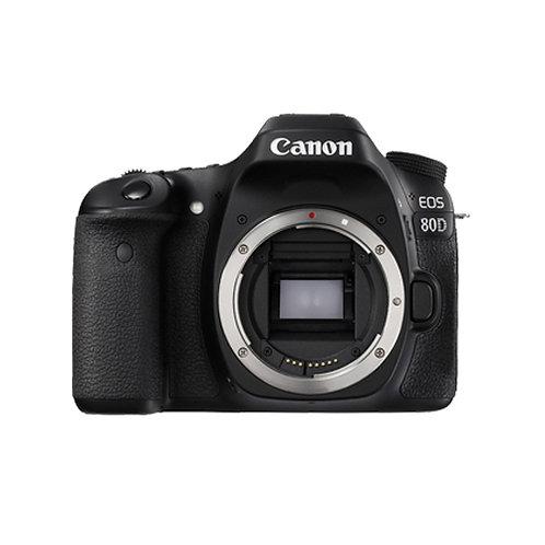 Canon 80D BO