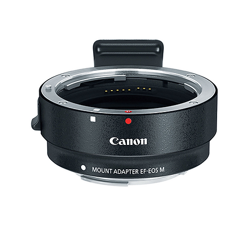 Adapter Canon Mount EF-EOS M