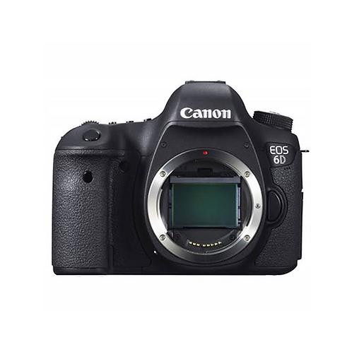 Canon 6D BO (wifi)