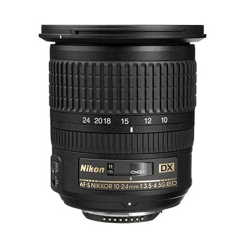 Nikon AF-S 10-24mm f/3.5-4.5 ED DX