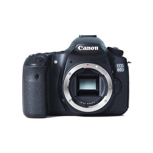 Canon 60D BO