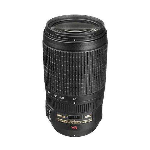 Nikon AF-S 70-300mm f/4.5-5.6 VR