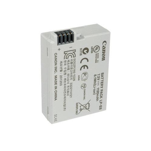 Baterai Canon LP-E8
