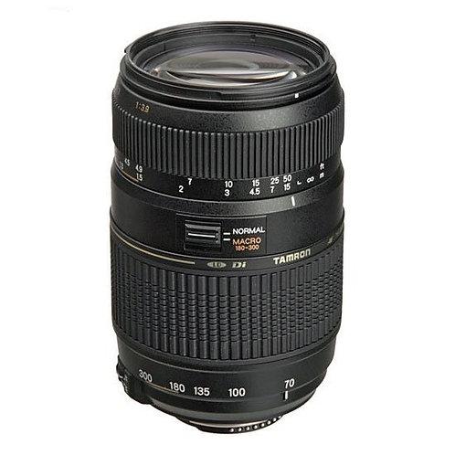 Tamron 70-300mm f/4-5.6 Macro Di LD