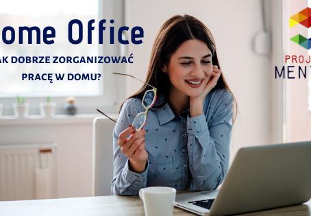 Home Office- Jak dobrze zorganizować pracę w domu?